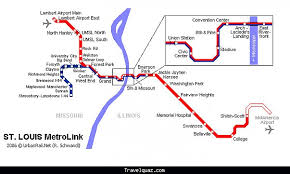stl metro map metroscheme com st louis subway map st louis metro scheme st