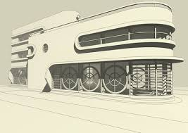 Architecture Art Design Best 20 Streamline Moderne Ideas On Pinterest Art Deco Style