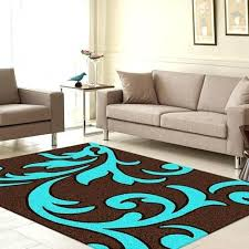 Area Rugs With Turquoise And Brown Turquoise And Brown Rug Tapinfluence Co