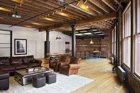 Ski Lodge Interior Design Jane Kim Creates A Rustic Ski Lodge Like Urban Loft Using Recycled