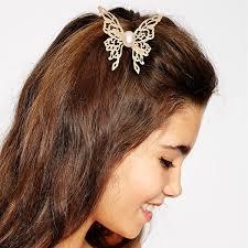 designer hair accessories new designer fashion hair accessories butterfly pearl mini hair