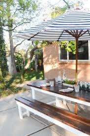 25 best picnic table with umbrella ideas on pinterest garden