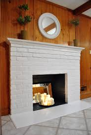 painted wood paneling woot it u0027s done young house love