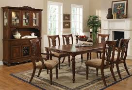 Dining Room Chairs Cherry Dining Room Traditional Dining Room Set Cherry Finish