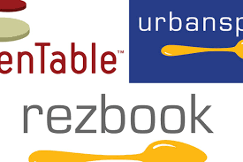 open table reservation system opentable to power reservations on urbanspoon acquires rezbook