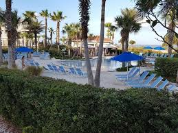 pool with sand picture of hammock beach resort palm coast