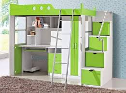 Bunk Bed With Stairs And Drawers Wooden Bunk Beds With Storage Image Of White Bunk Beds With