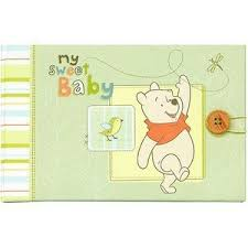 winnie the pooh photo album disney my sweet baby brag photo album winnie pooh