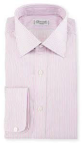 charvet striped dress shirt pink where to buy u0026 how to wear