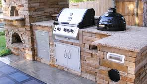 outdoor kitchen islands finished outdoor kitchen island colorado hi tech appliance