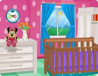 Barbie Room Game - baby room decoration games