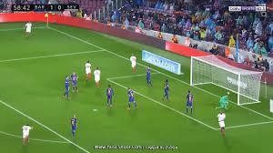 Yalla Shoot مشاهدة مباراة برشلونة واشبيلية بث مباشر بتاريخ 04 11 2017 الدوري