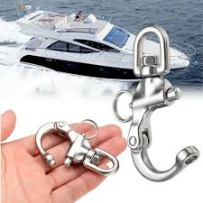 boat anchor manual 316 stainless steel quick release boat anchor chain eye shackle