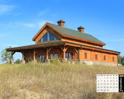 Hip Roof Barn by Home Design Barn Wood Home Great Sand Creek Post And Beam