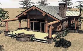 one story log cabin floor plans one story log cabin home plans tiny homes tree houses earth