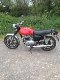 triumph tiger tr7v 750 in blandford forum dorset gumtree