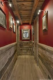 Couloir Moderne by Cuisine Chalet Moderne Philippe Garcia Un Aquarium Dans Le