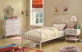 Coaster Furniture Bedroom Sets by Coaster Bella Twin Youth Bed In White Metal Coaster Fine Furniture