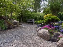 Backyard Gravel Ideas Landscaping With Gravel And Stones U2013 25 Garden Ideas For You