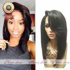 short hairstyle wigs for black women 2016 7a quality short human hair bob wigs for black woman human