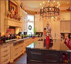 decorating above kitchen cabinets tuscany home design ideas