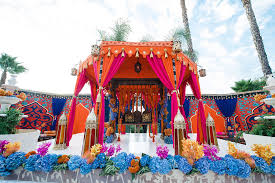 hindu wedding decorations for sale raj tents luxury tent rentals los angeles indian theme