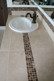 bathroom tile countertop ideas 23 best bath countertop ideas images on bathroom