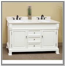 48 inch vanities double sink bathroom bath the within vanity