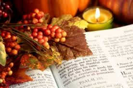 bible thanksgiving the lighthouse keeper