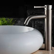 Stainless Steel Bathroom Faucets by Aliexpress Com Buy Stainless Steel Counter Basin Tap Bathroom
