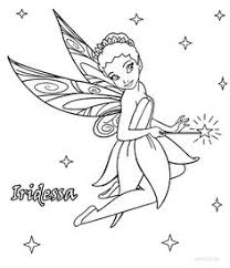 fairies and pixies coloring pages pixie hollow fairy coloring