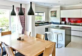 interior design for kitchen and dining kitchen and dining room ideas wooden dining room ideas combined with