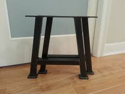 inspirations trestle table legs metal bench legs legs lowes