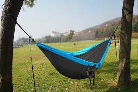 outfitters single u0026 double camping hammock review