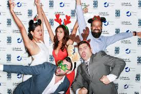 photo booth rental denver christmas for kids at the four seasons 2016 sociallight