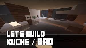 minecraft küche bauen minecraft möbel tutorial moderne küche bad haus nr 11