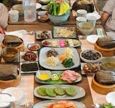 koreanische küche koreanische küche hansik sarani