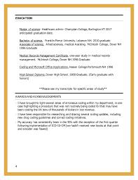 elaine doe ccs p out patient coder resume