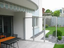 windschutz balkon plexiglas faltbarer windschutz aus acrylglas wigart ag