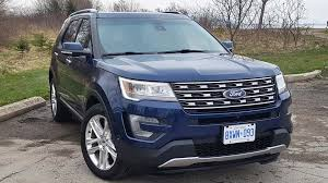 ford explorer 2017 ford explorer limited test drive review
