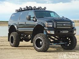 ford suv truck the 2013 ford excursion the beast is back