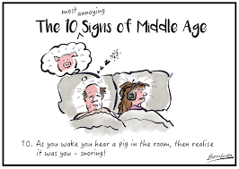 the 10 most annoying signs of middle age