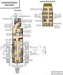 Shadow Cruiser Floor Plans 227 Best Deckplans Starship Images On Pinterest Deck Plans