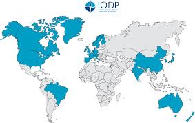 Japan Usa Map by About Us Ecord European Consortium For Ocean Research Drilling