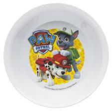 paw patrol 3 piece dinnerware boys walmart canada