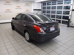 nissan versa roof rack 2015 used nissan versa 4dr sedan cvt 1 6 sl at landers serving