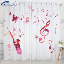 Curtains Music Popular Music Curtains Buy Cheap Music Curtains Lots From China