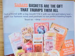 Zabar S Gift Basket 100 Gift Baskets Nyc Buffalo Gift Baskets Buffalo Gift