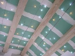 faux plafond led installer ampoule plafond eric changez vos spots halog nes pour