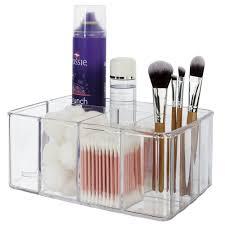 bathroom vanity organizers amazon com premium quality clear plastic vanity organizer 5